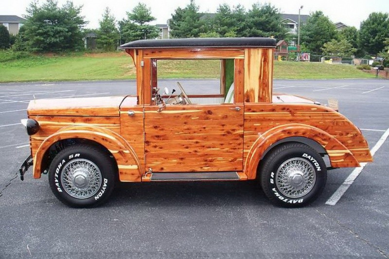 une woody non une wooden car blog automobile. Black Bedroom Furniture Sets. Home Design Ideas