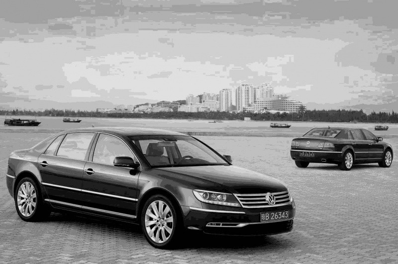 volkswagen phaeton retour envisag aux usa encore blog automobile. Black Bedroom Furniture Sets. Home Design Ideas