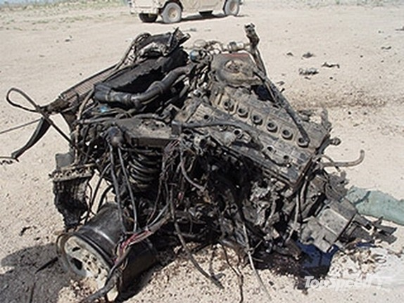 Irak dommages automobiles collat raux blog automobile for Garage bmw montceau les mines