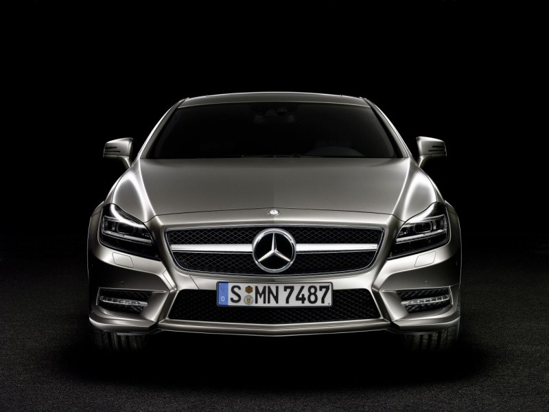 mercedes cls 2011 jour nuit blog automobile. Black Bedroom Furniture Sets. Home Design Ideas