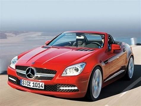slk 2011 Mercedes SLK 2011 : Spyshot vidéo