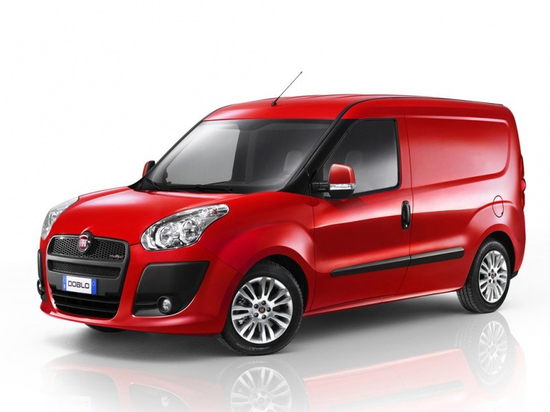 fiat un prix pour le doblo cargo blog automobile. Black Bedroom Furniture Sets. Home Design Ideas