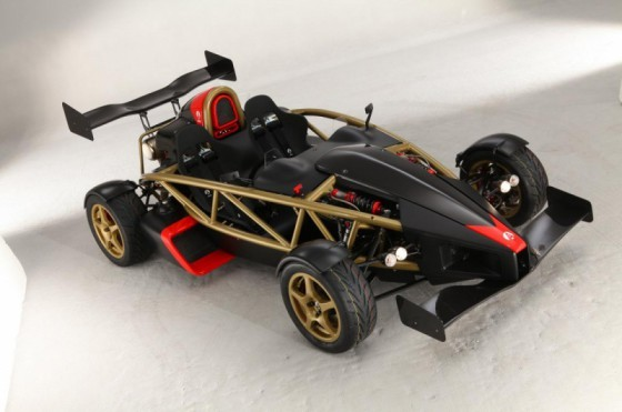Photo AA10 560x371 Ariel Atom V8 : Dévoreuse de supercar !