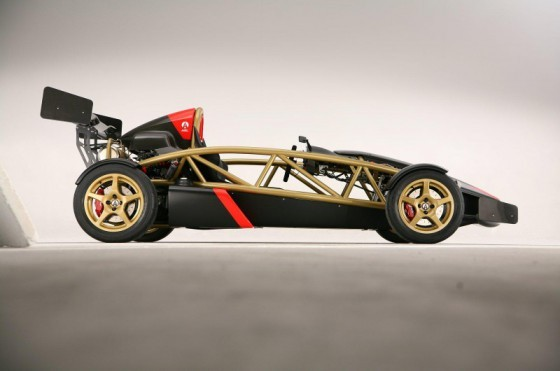 Photo AA6 560x371 Ariel Atom V8 : Dévoreuse de supercar !