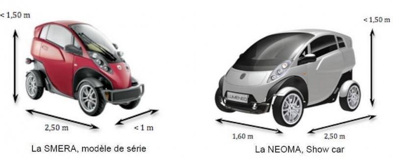 lumeneo neoma une fran aise plus forte que la smart ev et avec 4 places blog automobile. Black Bedroom Furniture Sets. Home Design Ideas