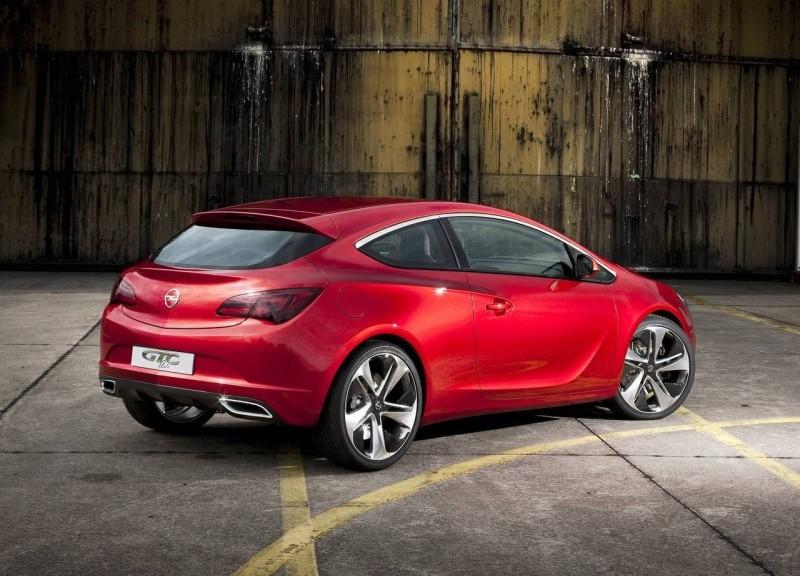 Opel gtc paris concept une proposition all chante for Garage opel paris 12