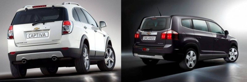 chevrolet orlando et captiva 2011 la session vid o blog automobile. Black Bedroom Furniture Sets. Home Design Ideas
