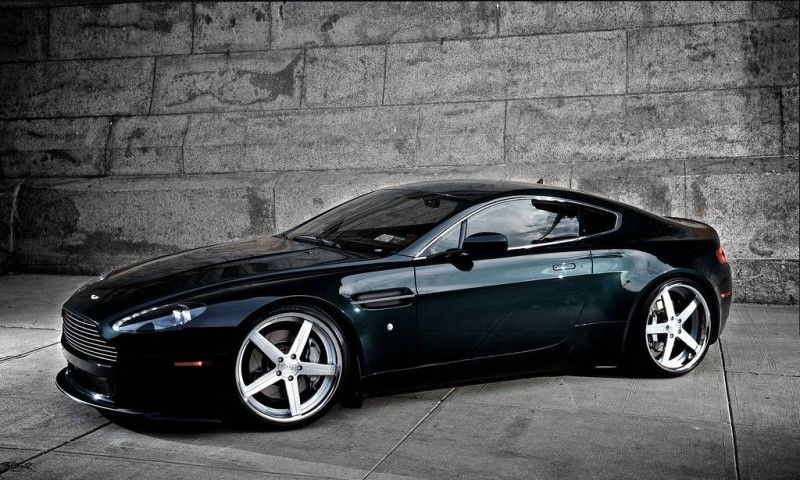Aston Martin V8 Vantage By D2forged Un Tuning Minimaliste R 233 Ussi Blog Automobile