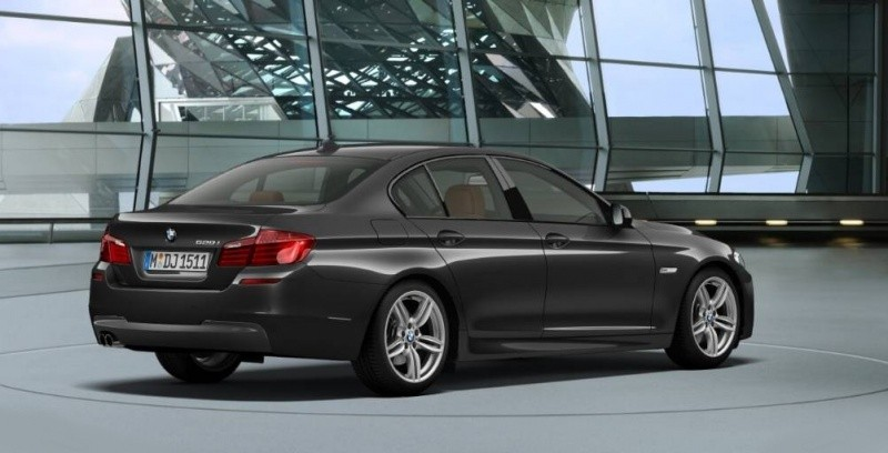 bmw serie5 2011 25d 35d pack sport design et slov nie blog automobile. Black Bedroom Furniture Sets. Home Design Ideas