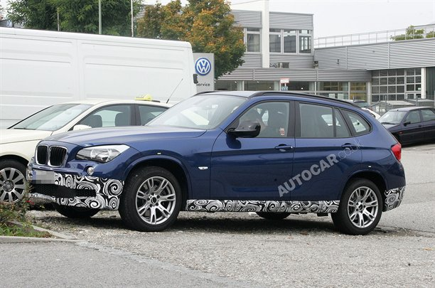 bmw un x1 pack m en d veloppement blog automobile. Black Bedroom Furniture Sets. Home Design Ideas