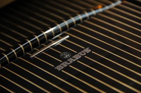 Brabus Mercedes SV12 R Biturbo 800 12 560x371 Brabus SV12 R Biturbo 800 : Luxe, hautes performances et hyper connectivité !