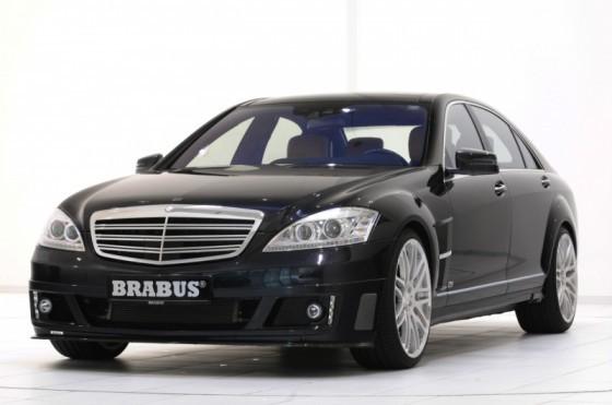 Brabus Mercedes SV12 R Biturbo 800 18 560x371 Brabus SV12 R Biturbo 800 : Luxe, hautes performances et hyper connectivité !