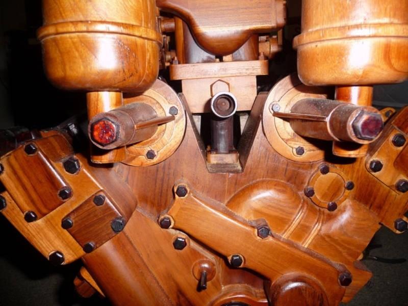 A Saisir Moteur V12 Pour Ferrari 365 Parfait 233 Tat
