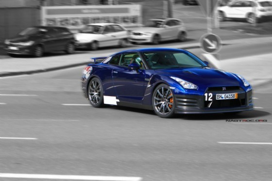 nissan gt r 2011 premier tour de la boucle nord bord d 39 une r35 dba vid o blog automobile. Black Bedroom Furniture Sets. Home Design Ideas