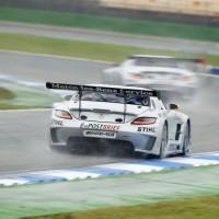 mercedes sls amg gt3 04 200x200 Mercedes SLS AMG GT3 : En essai       ( vidéo )