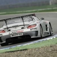 mercedes sls amg gt3 05 200x200 Mercedes SLS AMG GT3 : En essai       ( vidéo )