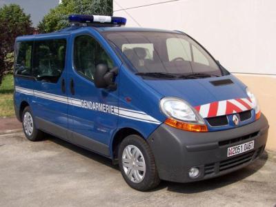 Gendarmerie au tour de la m gane rs blog automobile for Gendarmerie interieur gouv fr gign