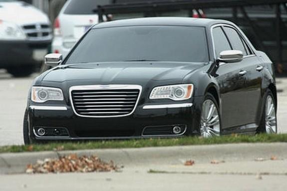 Chrysler 300C 2011 : Première revue de détails - Blog
