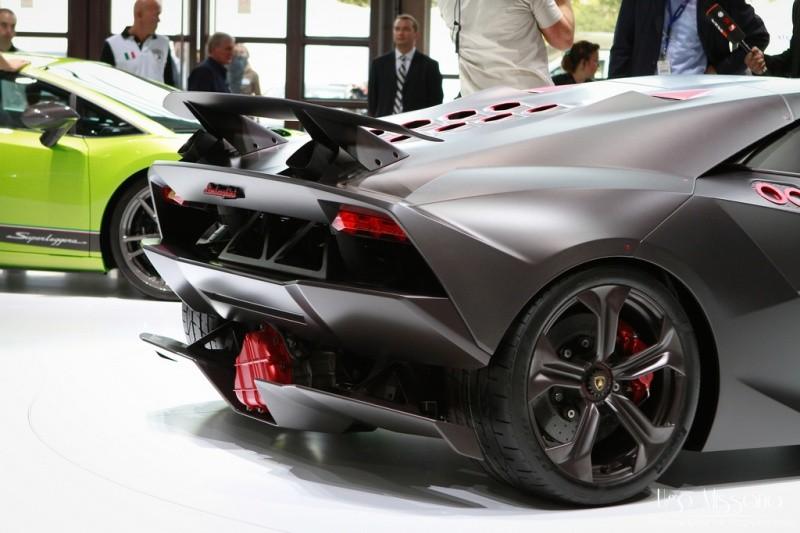 Lamborghini Sesto Elemento Une Info Et Le Point De Vue D Ugo