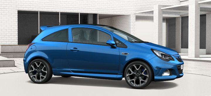 2011 - [Opel] Corsa restylée / OPC Nürburgring Edition - Page 2 OPC.2