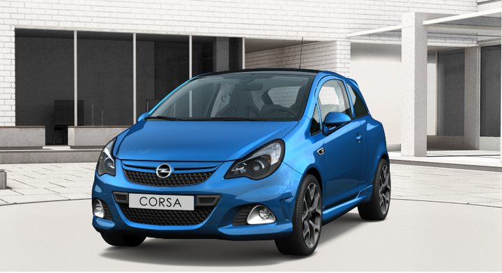 2011 - [Opel] Corsa restylée / OPC Nürburgring Edition - Page 2 OPC.3