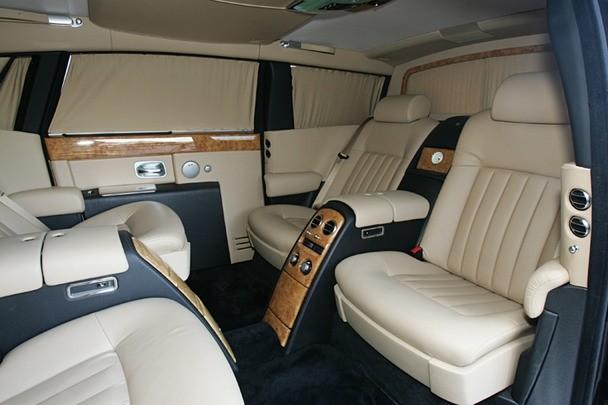 a vendre rare rolls royce phantom limousine blind e peu servie jamais mitraill e blog. Black Bedroom Furniture Sets. Home Design Ideas