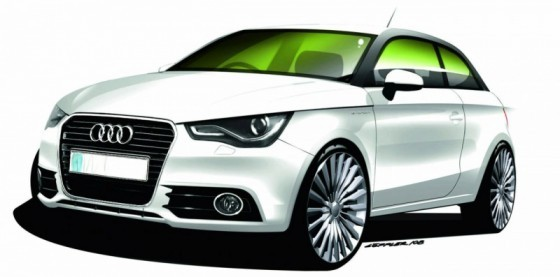 audi a1 un p 39 tit tour en e tron a vous dit vid o blog automobile. Black Bedroom Furniture Sets. Home Design Ideas