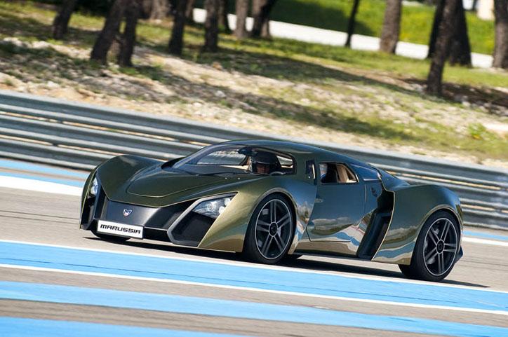 Marussia : Sur les traces de Lotus... - Blog Automobile