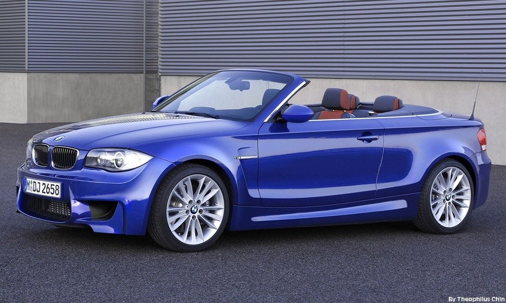 bmw serie1 m cabrio et chrono blog automobile. Black Bedroom Furniture Sets. Home Design Ideas
