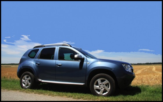 dacia duster lui aussi a droit des r compenses blog automobile. Black Bedroom Furniture Sets. Home Design Ideas