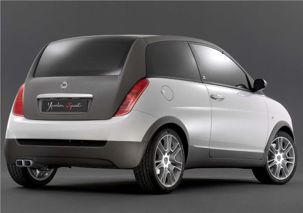 Lancia ypsilon encore en piste pour quelques ann es blog automobile - Lancia y diva 2010 ...