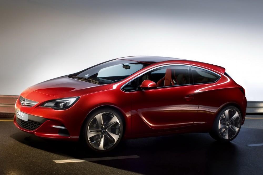 Opel astra flop commercial de l 39 ann e en allemagne et for Garage opel paris 12