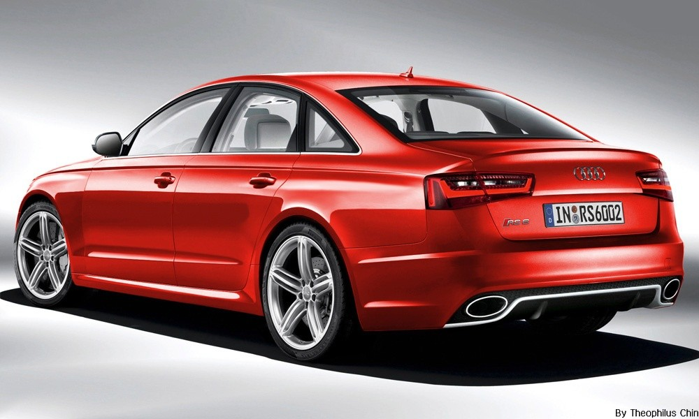 audi rs6 2012 superrouti re blog automobile. Black Bedroom Furniture Sets. Home Design Ideas