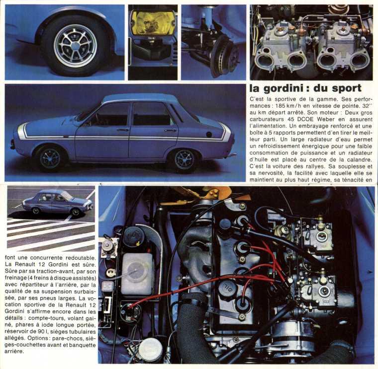 R12 gordini qui a dit qu 39 il fallait 300 ch pour tre for Mal etre interieur