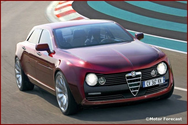 alfa romeo attention giulia blog automobile. Black Bedroom Furniture Sets. Home Design Ideas