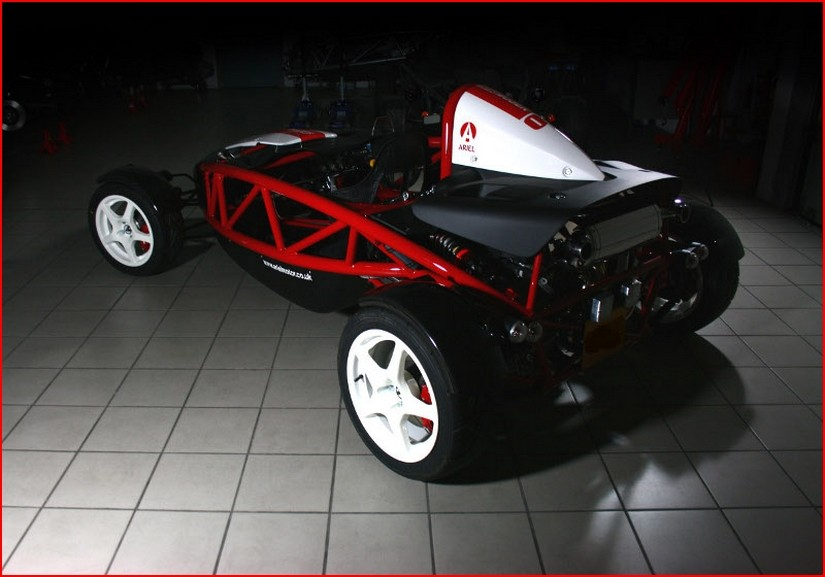ariel atom mugen une version sp cifique pour f ter une d cennie de production vid o blog. Black Bedroom Furniture Sets. Home Design Ideas