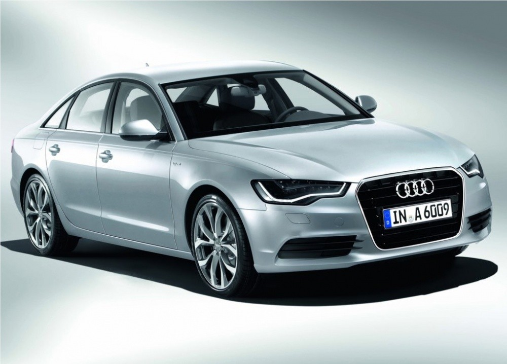 audi a6 hybrid 2012 symphonie pour 4 cylindres et batteries lithium ion blog automobile. Black Bedroom Furniture Sets. Home Design Ideas
