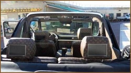 ouch c 39 est du lourd voici le g300 cdi cabriolet pack brabus vuitton look blog automobile. Black Bedroom Furniture Sets. Home Design Ideas