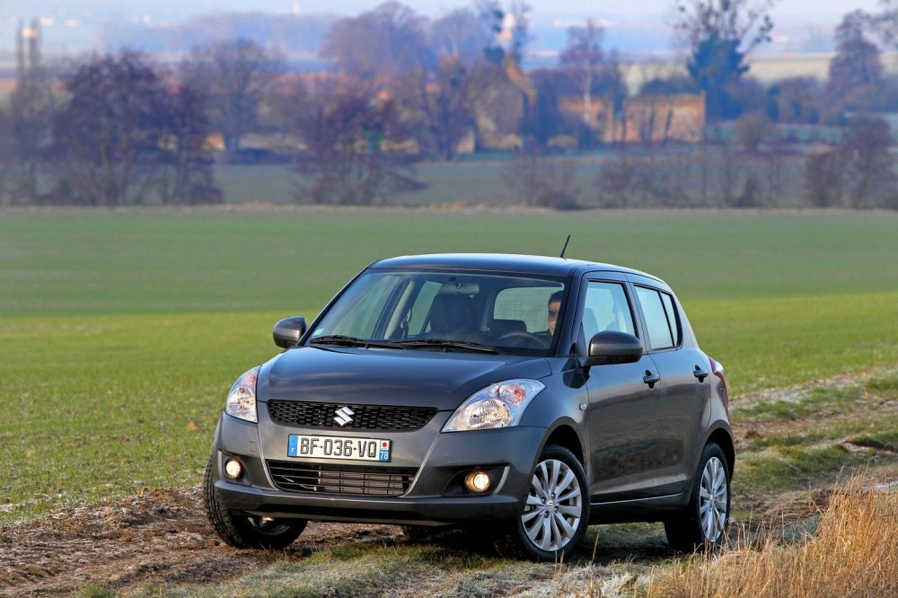 The Suzuki Swift remains one of the …