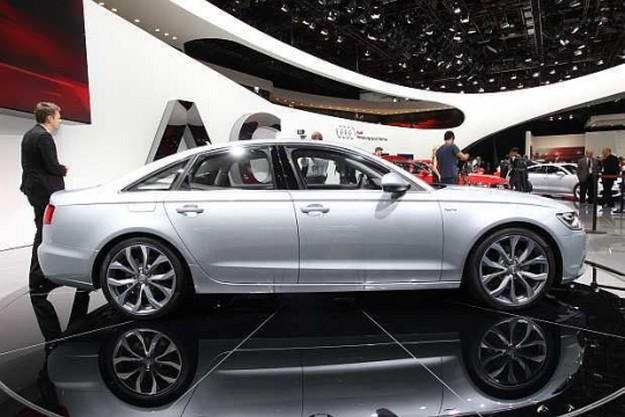 audi a6 hybrid 2012 symphonie pour 4 cylindres et batteries lithium ion blog automobile. Black Bedroom Furniture Sets. Home Design Ideas