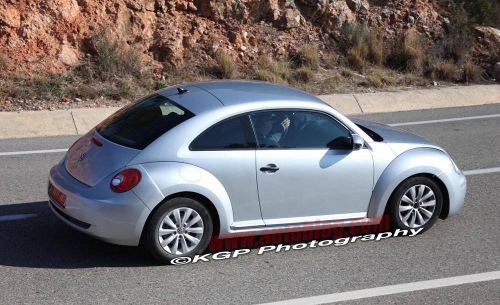 vw beetle 2011 elle se porschise un peu blog automobile. Black Bedroom Furniture Sets. Home Design Ideas