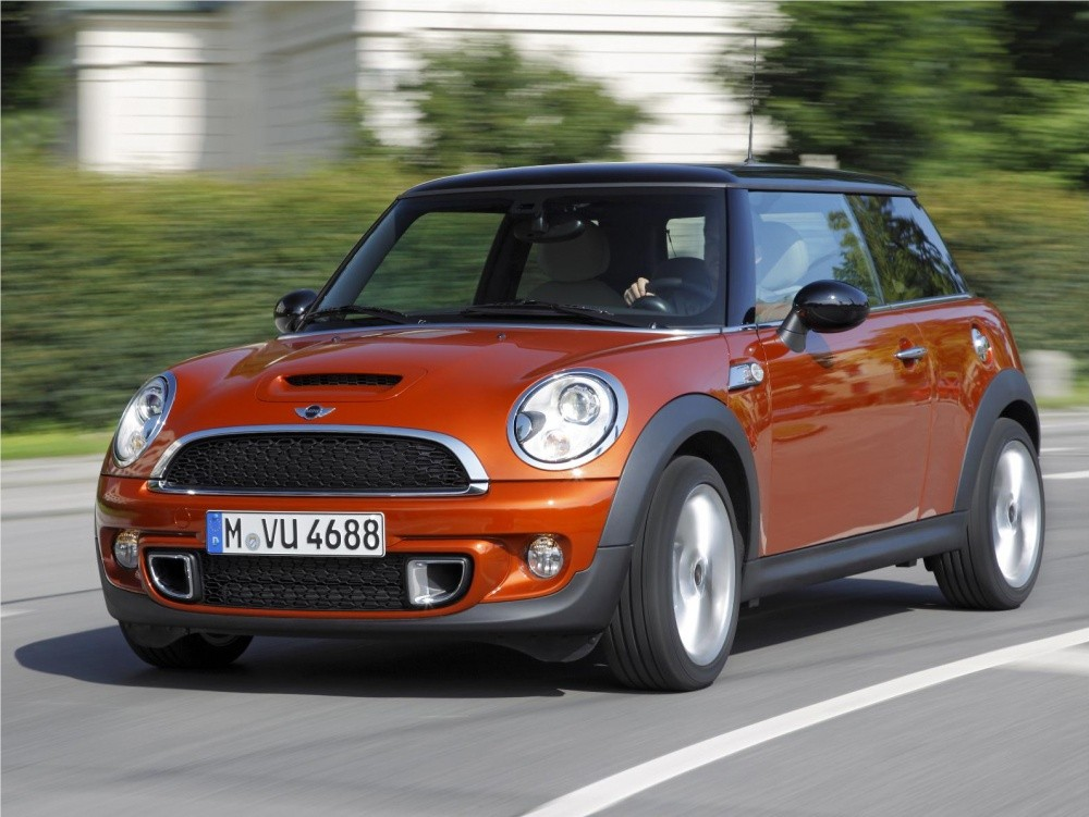 Mini Cooper Sd Avec Un Diesel 20 L Blog Automobile