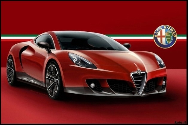 alfa romeo 4c gta une nouvelle rumeur italienne blog automobile. Black Bedroom Furniture Sets. Home Design Ideas