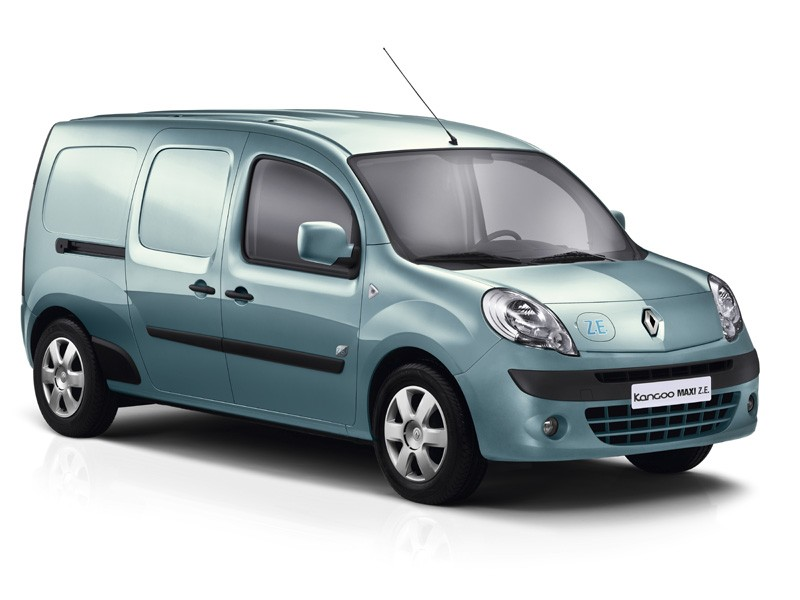 renault kangoo ze des pr cisions vid o blog automobile. Black Bedroom Furniture Sets. Home Design Ideas