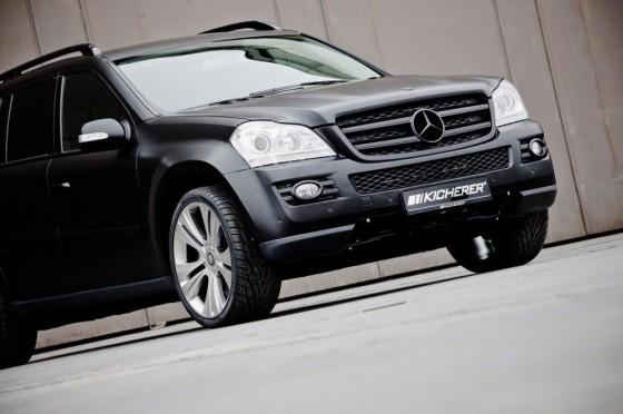 kicherer gl 42 sport black force noire blog automobile. Black Bedroom Furniture Sets. Home Design Ideas