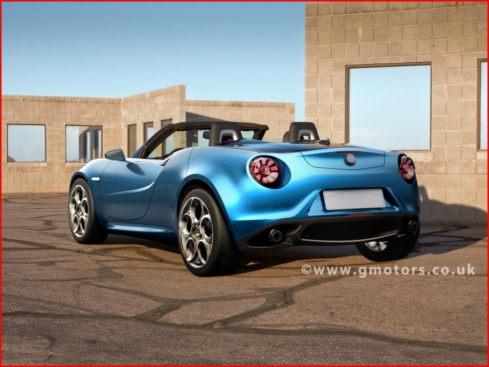 alfa romeo 4c roadster pour 2013 ou pour ferdinand piech blog automobile. Black Bedroom Furniture Sets. Home Design Ideas