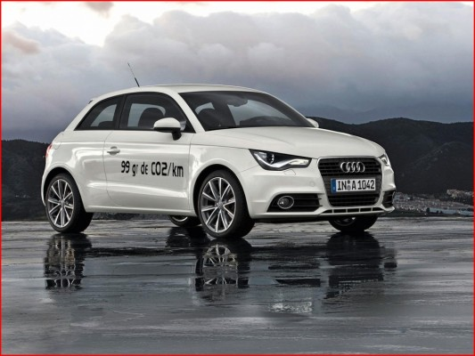audi a1 apr s la version 199 mois celle 99 gr de co2 km blog automobile. Black Bedroom Furniture Sets. Home Design Ideas