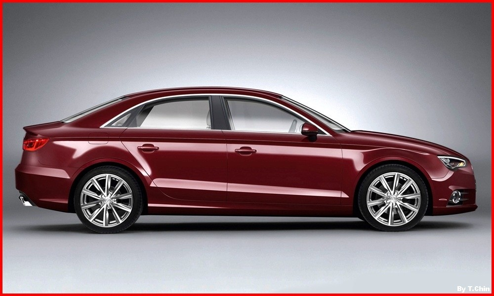 audi a3 berline 2012 2013 l 39 a4 l 39 chelle 9 10eme blog automobile. Black Bedroom Furniture Sets. Home Design Ideas