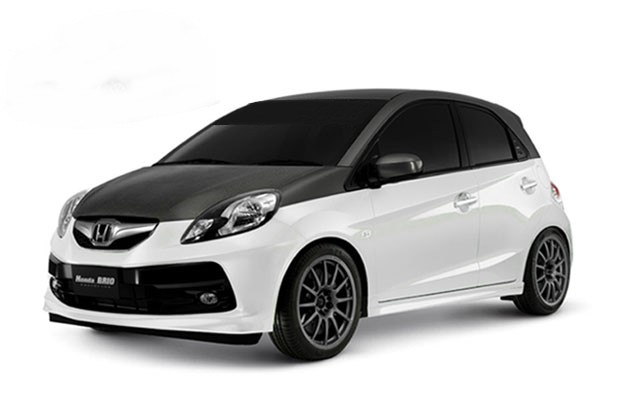 honda brio elle arrive sur le march tha landais vid o blog automobile. Black Bedroom Furniture Sets. Home Design Ideas