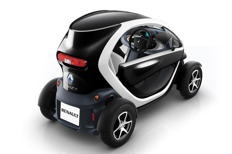 renault twizy annonce le tarif vid os blog automobile. Black Bedroom Furniture Sets. Home Design Ideas
